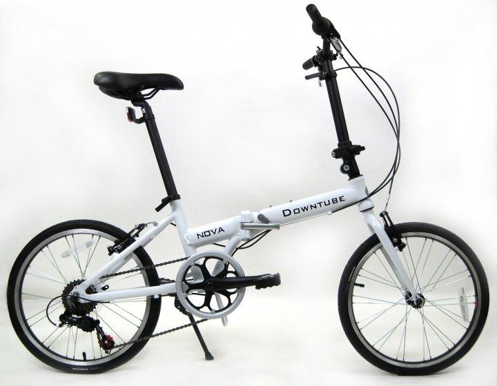 Sepeda Lipat (Seli) Downtube – Nova – Toko Sembilan Enam